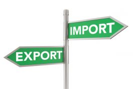 Apply for import / export license