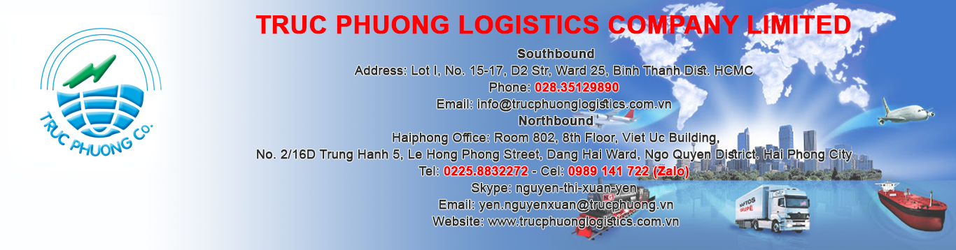 TRUCPHUONG LOGISTICS CO., LTD
